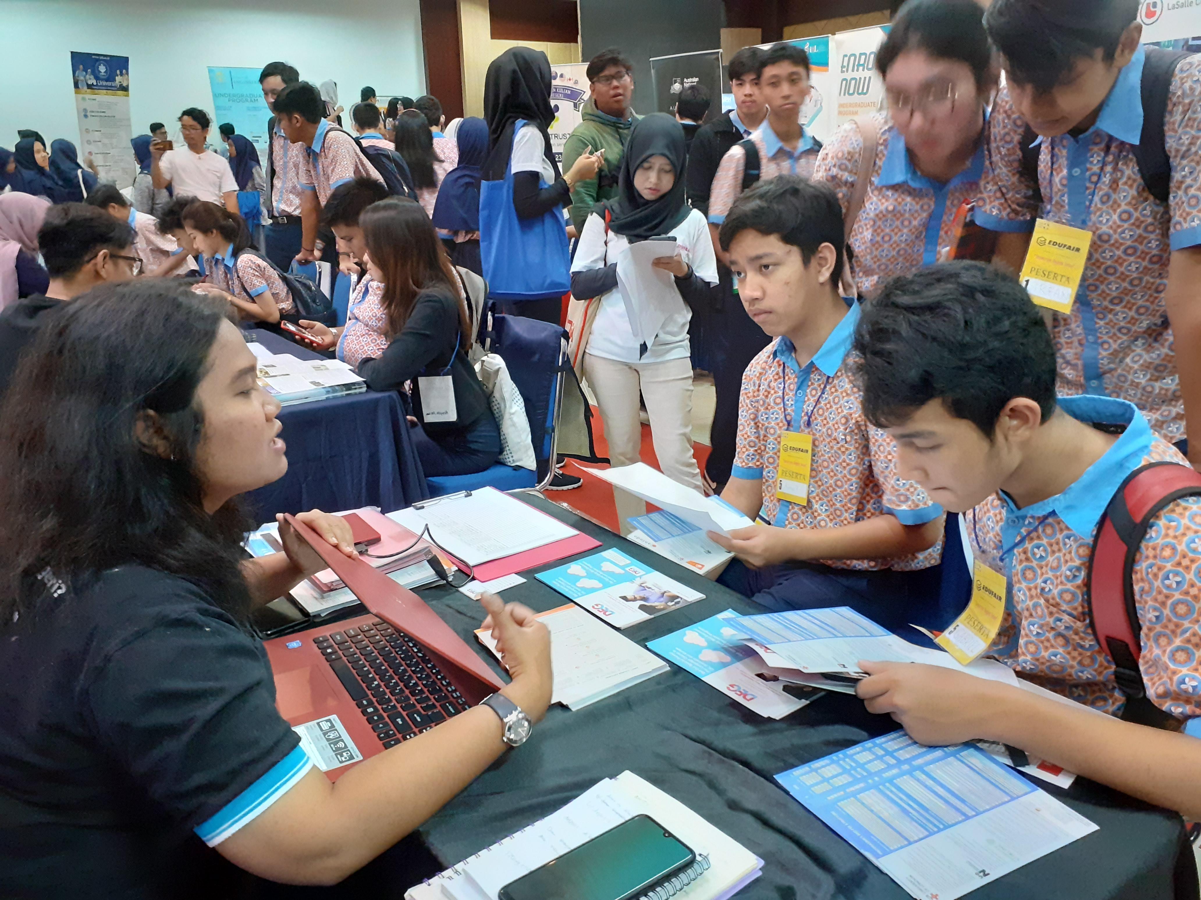 Expo SMA Global Mandiri Cibubur