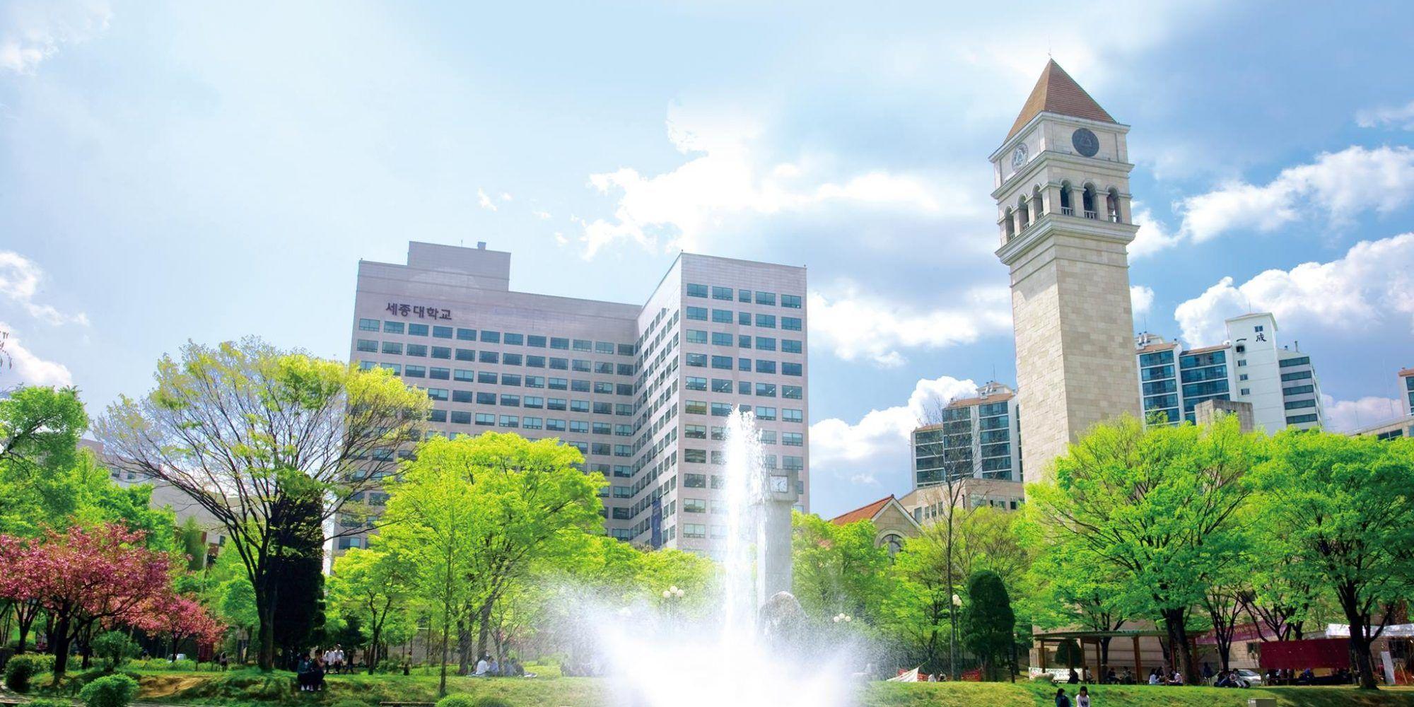 Yuk Kuliah di Sejong University, Korea Selatan!