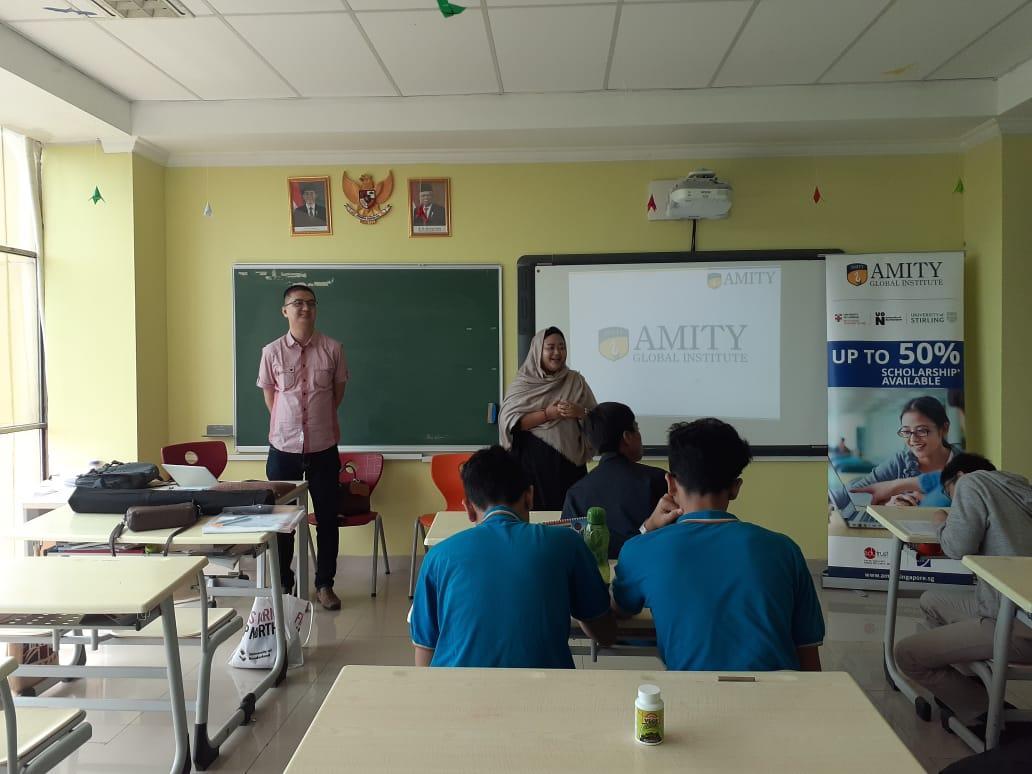 Cahaya Rancamaya Boarding School Bogor