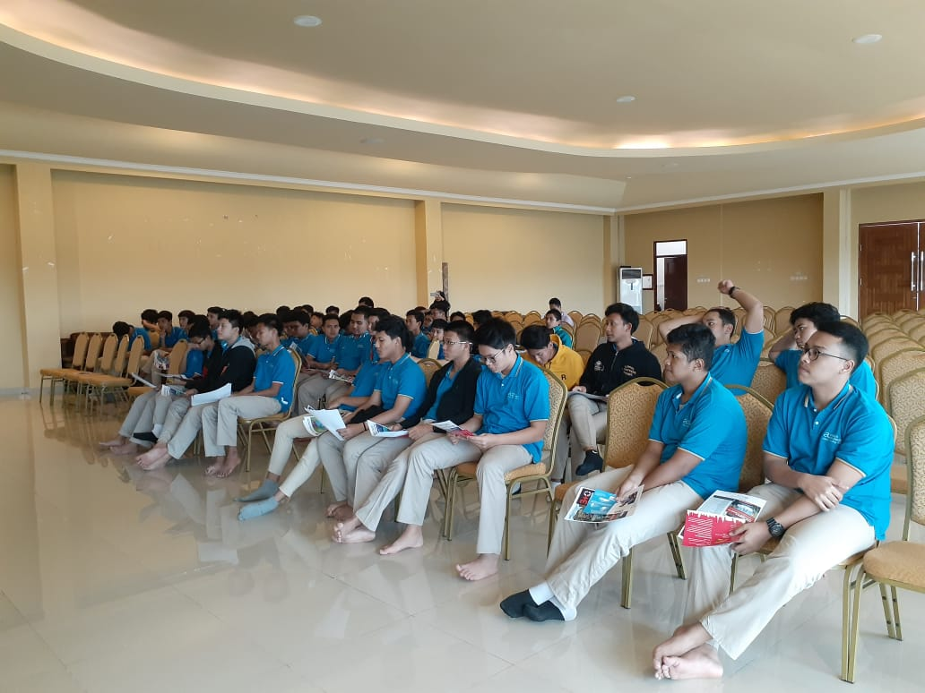 Seminar SMA Cahaya Rancamaya Bogor