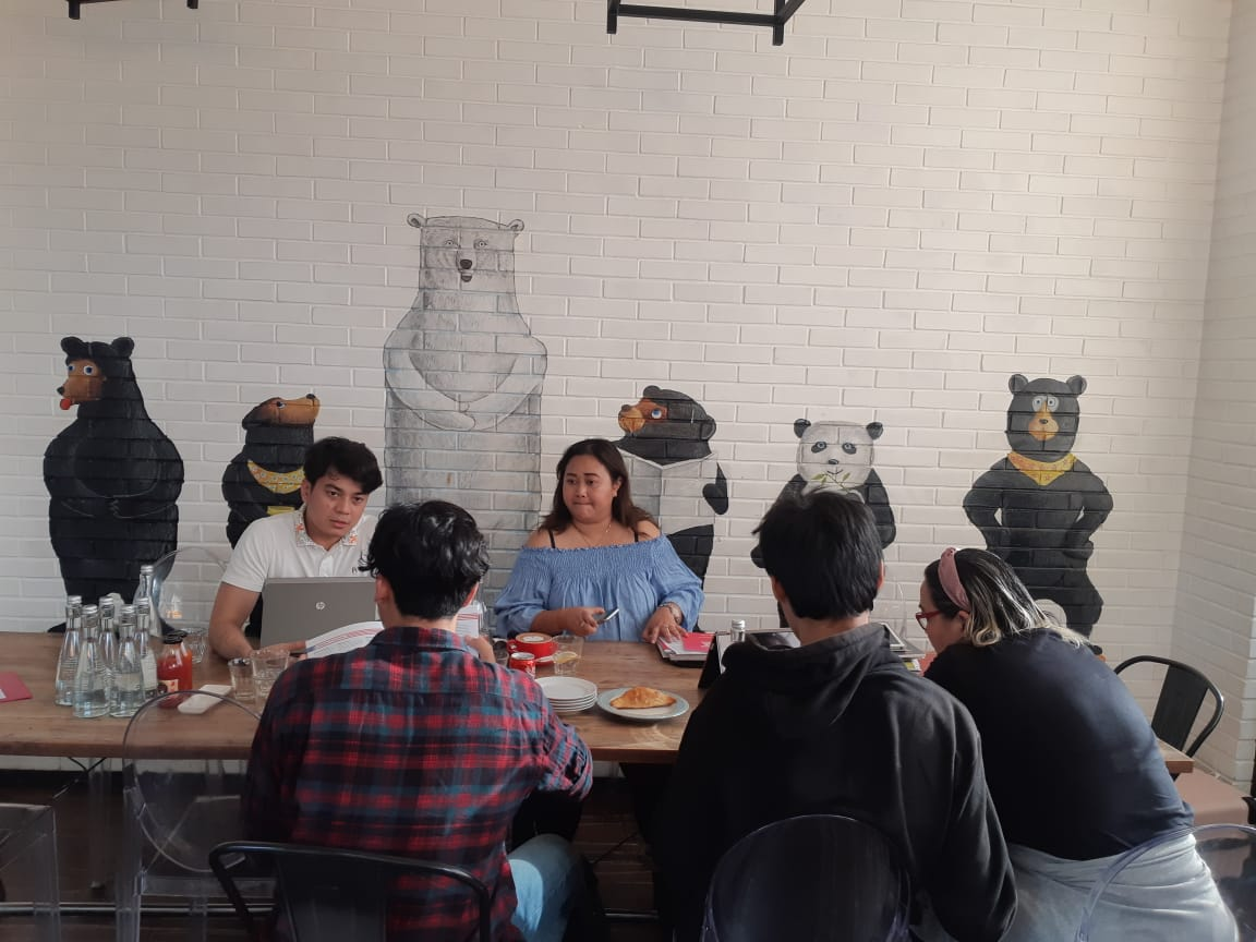 Info Session Roaster n Bear Yogyakarta