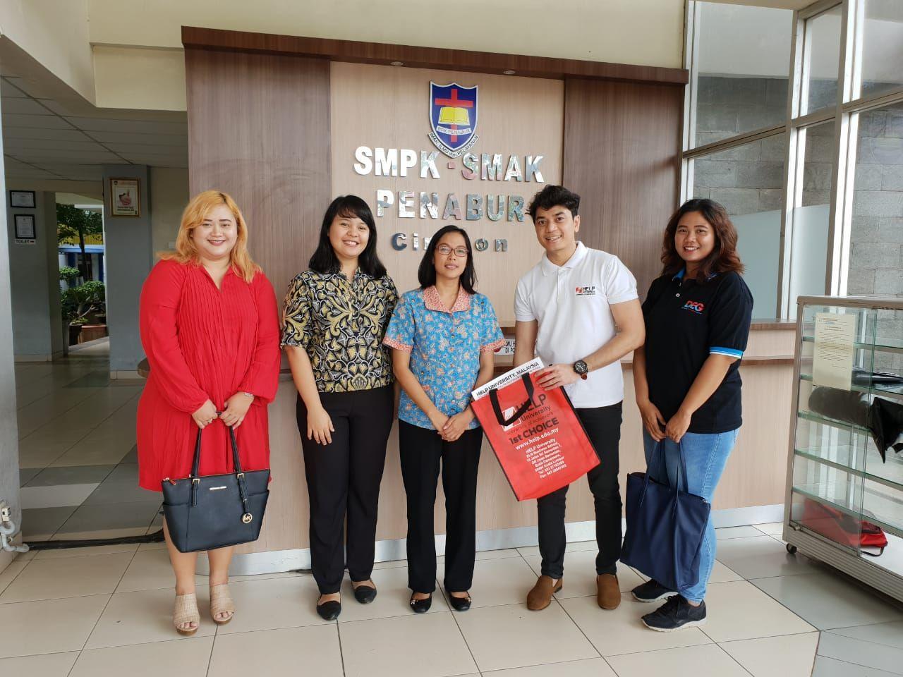 SMA  BPK Penabur Cirebon