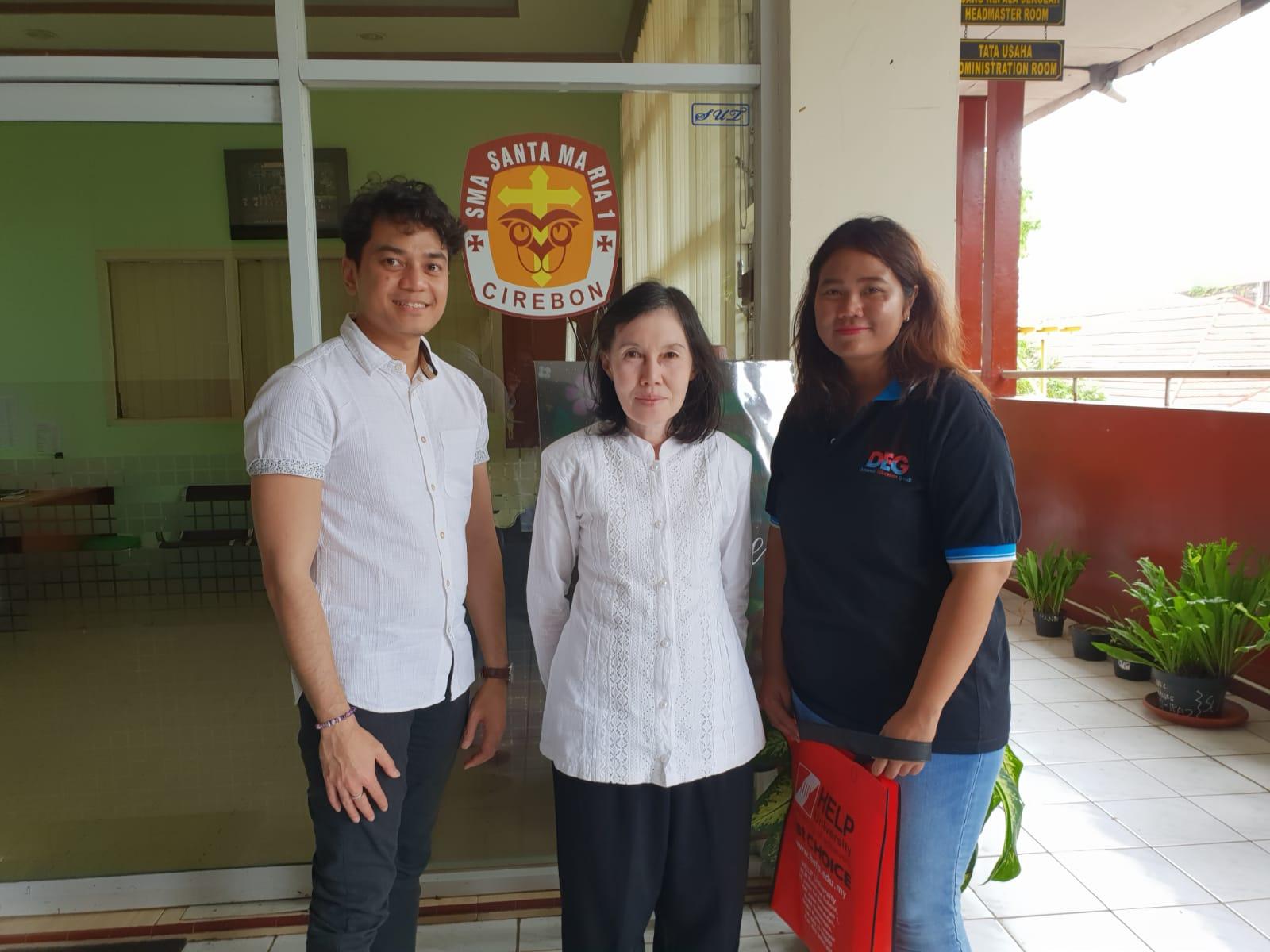 SMA Santa Maria 1 Cirebon