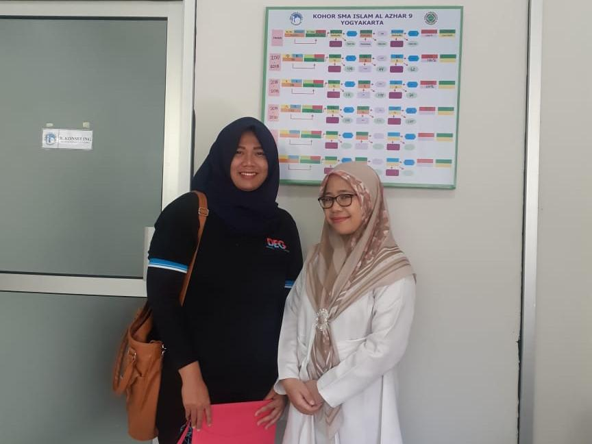 SMA Iislam Al-Azhar 9 Yogyakarta