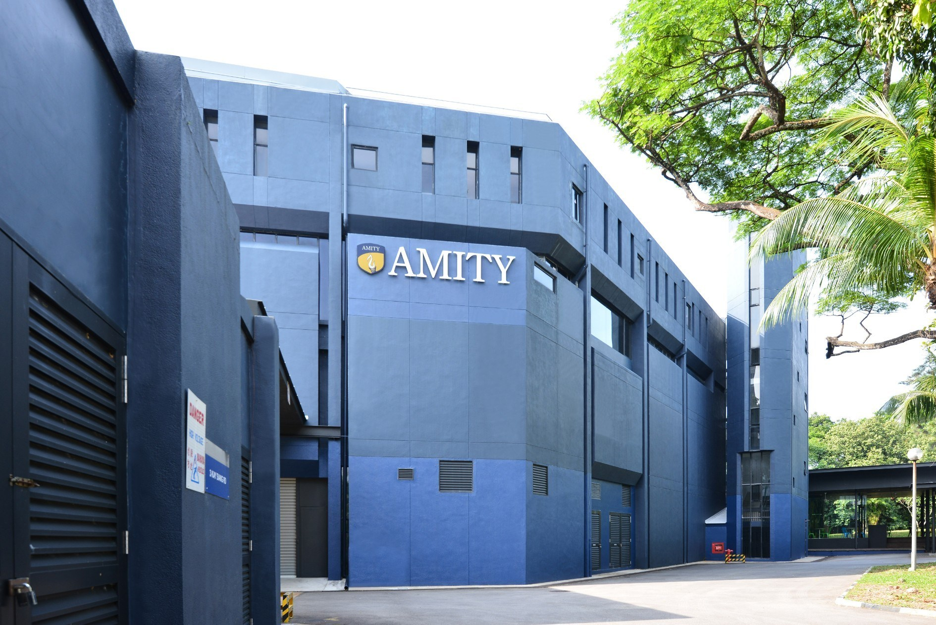 Kuliah di Amity Global Institute, Singapura Yuk!