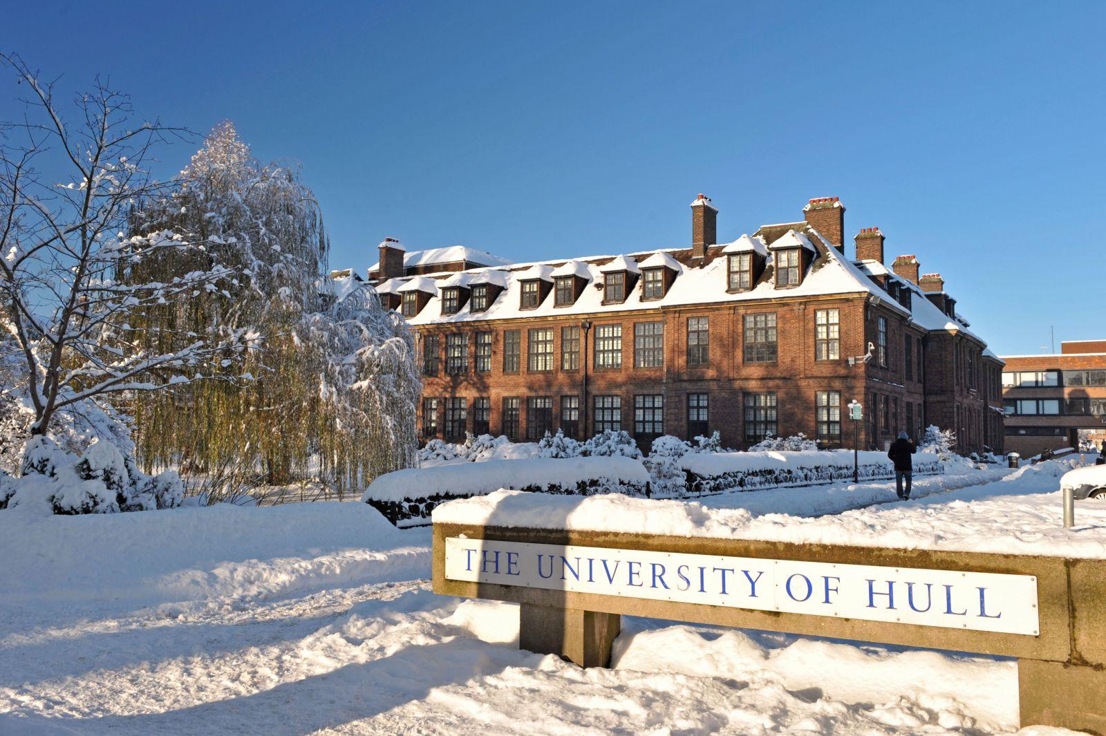 Ayo Kuliah Di University of Hull, Kampus Tertua di Inggris